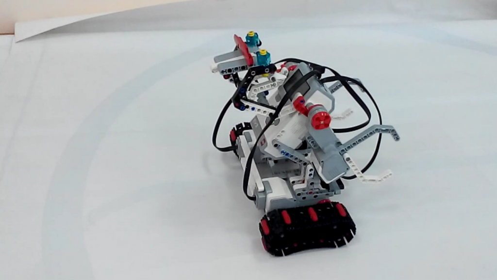 Robot dance - EAGLE